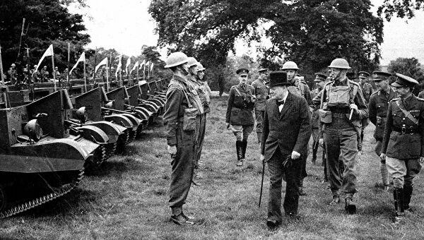 Знаковые события мировой истории в около-военный, военный период 1937-1946.