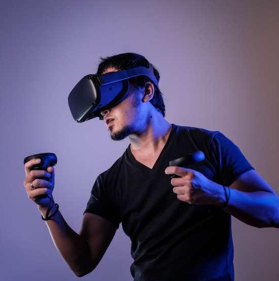 Как VR используется психологами для профилирования вашей личности